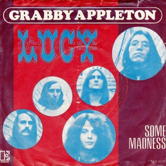 Coverafbeelding Lucy - Grabby Appleton