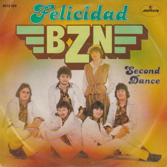 Coverafbeelding Felicidad - Bzn