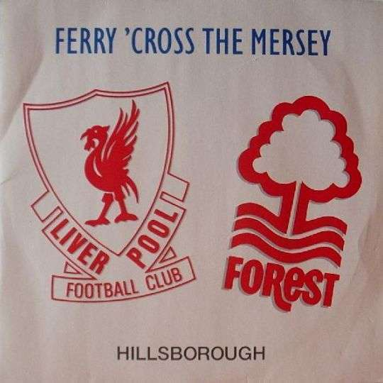 Coverafbeelding Ferry 'cross The Mersey - The Christians, Holly Johnson, Paul Mccartney, Gerry Marsden & Stock Aitken Waterman
