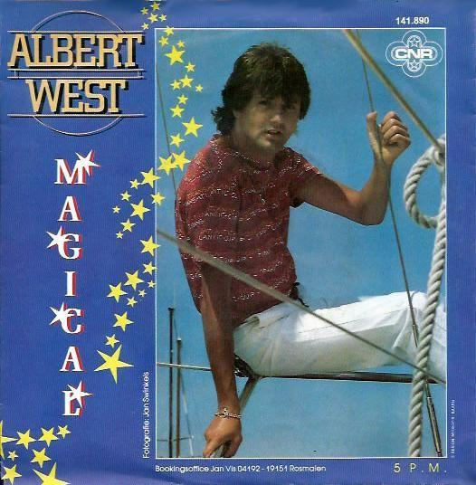 Coverafbeelding Magical - Albert West
