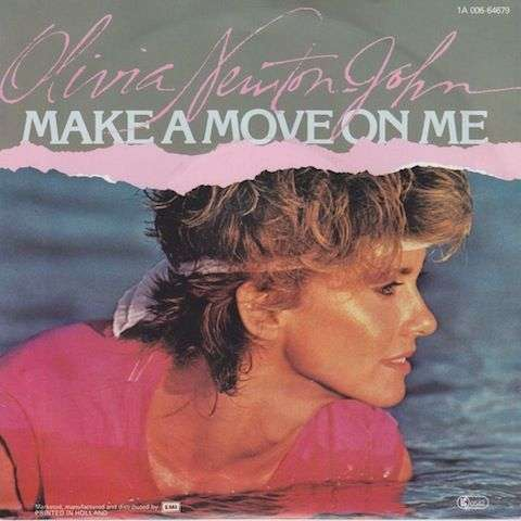 Coverafbeelding Make A Move On Me - Olivia Newton-john