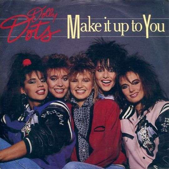 Coverafbeelding Make It Up To You - Dolly Dots