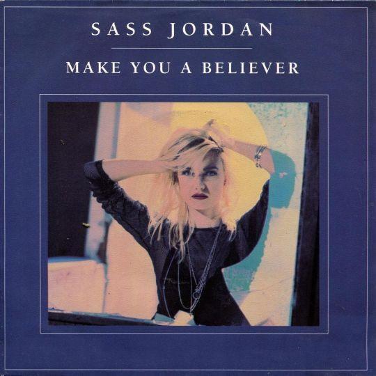 Coverafbeelding Sass Jordan - Make You A Believer