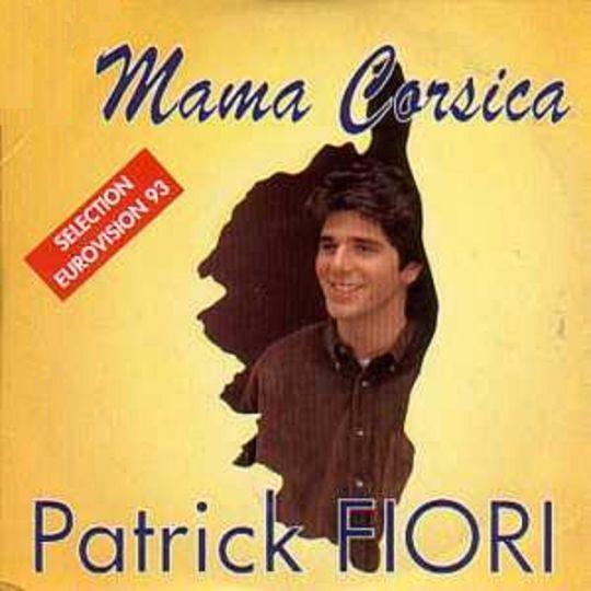 Coverafbeelding Patrick Fiori - Mama Corsica