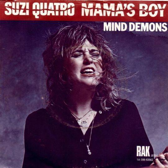 Coverafbeelding Mama's Boy - Suzi Quatro