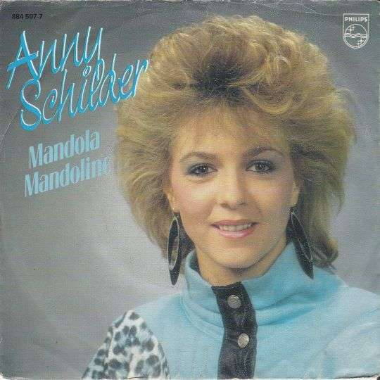 Coverafbeelding Mandola Mandoline - Anny Schilder