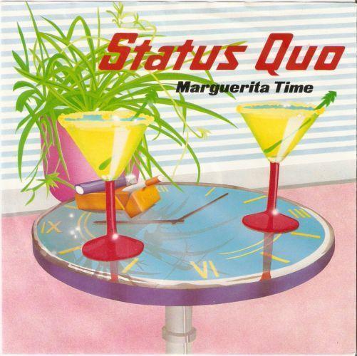 Coverafbeelding Marguerita Time - Status Quo