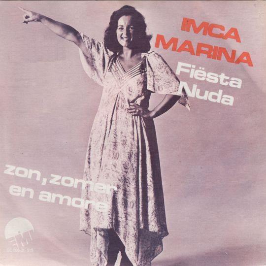 Coverafbeelding Fiësta Nuda - Imca Marina
