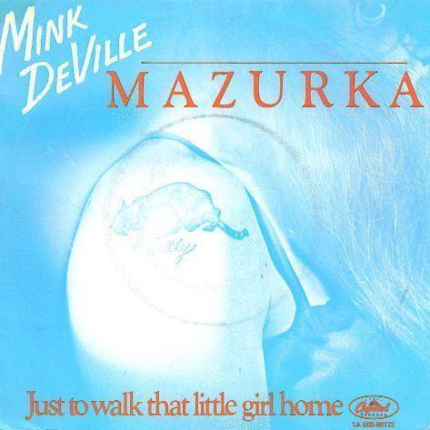 Coverafbeelding Mazurka - Mink Deville