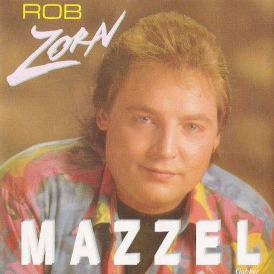 Coverafbeelding Mazzel - Rob Zorn