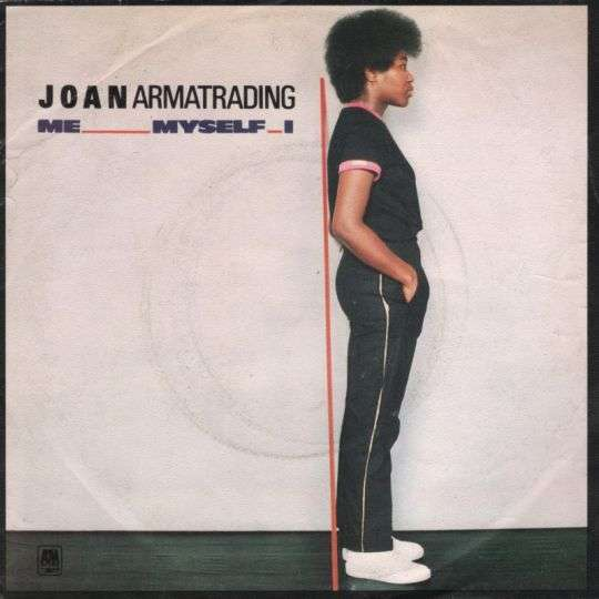 Coverafbeelding Me Myself I - Joan Armatrading