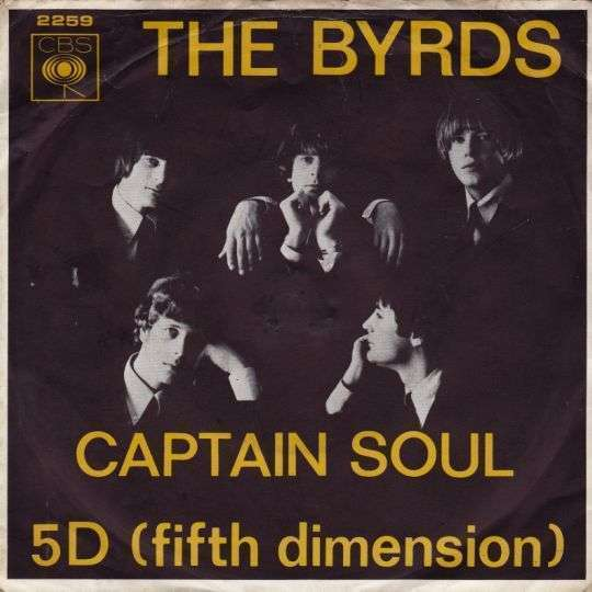 Coverafbeelding 5d (Fifth Dimension) - The Byrds