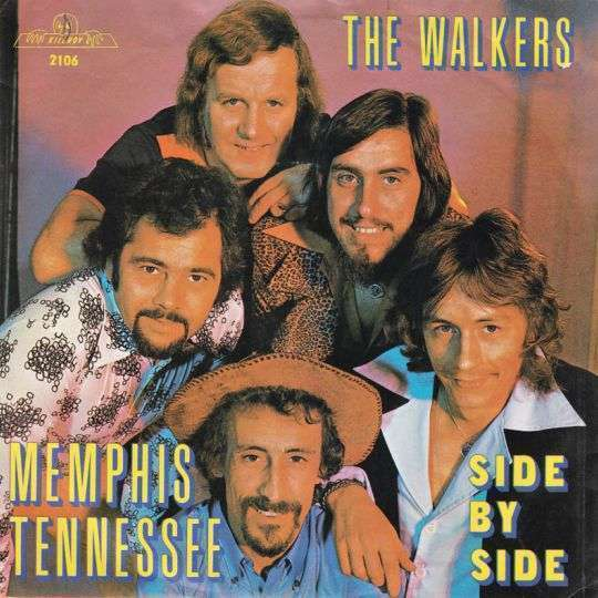 Coverafbeelding Memphis Tennessee - The Walkers