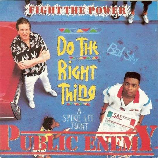 Coverafbeelding Public Enemy - Fight The Power