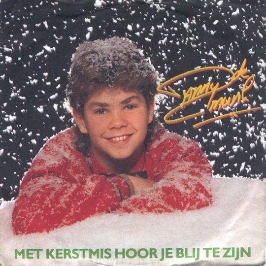 Coverafbeelding Met Kerstmis Hoor Je Blij Te Zijn - Danny De Munk