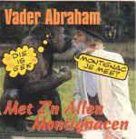 Coverafbeelding Met Z'n Allen Montignacen - Vader Abraham