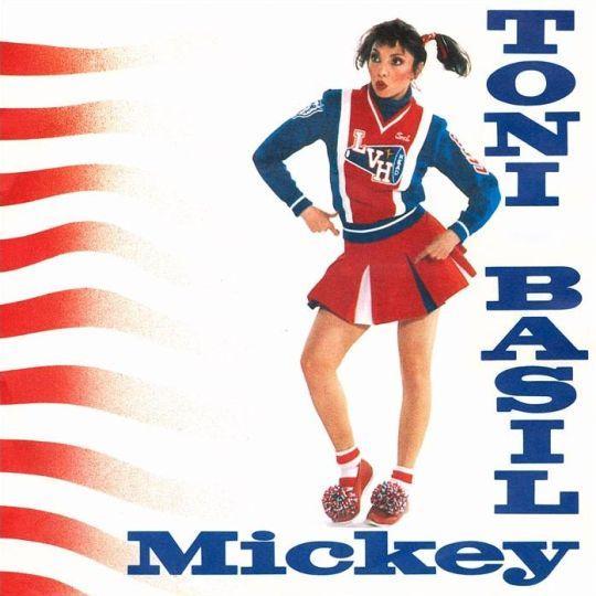 Coverafbeelding Toni Basil - Mickey