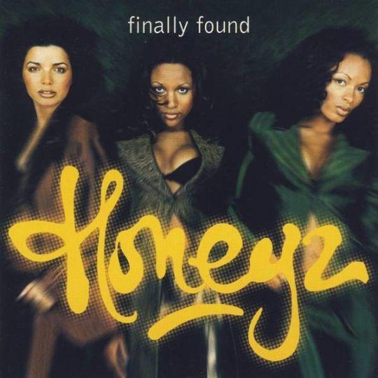 Coverafbeelding Honeyz - Finally Found