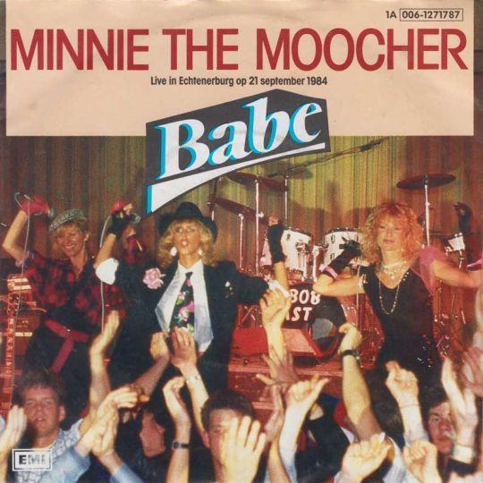 Coverafbeelding Babe - Minnie The Moocher