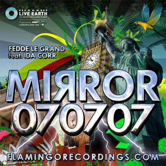 Coverafbeelding Mirror 070707 - Fedde Le Grand Feat. Ida Corr