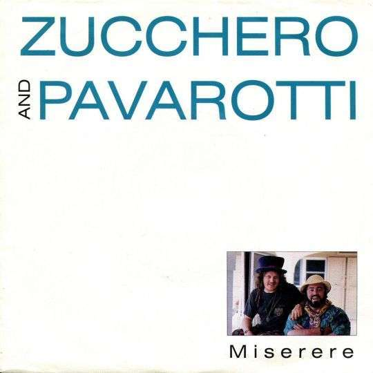 Coverafbeelding Miserere - Zucchero And Pavarotti