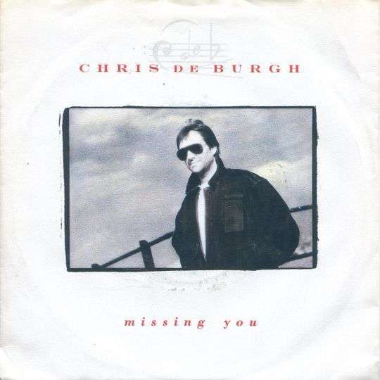 Coverafbeelding Missing You - Chris De Burgh