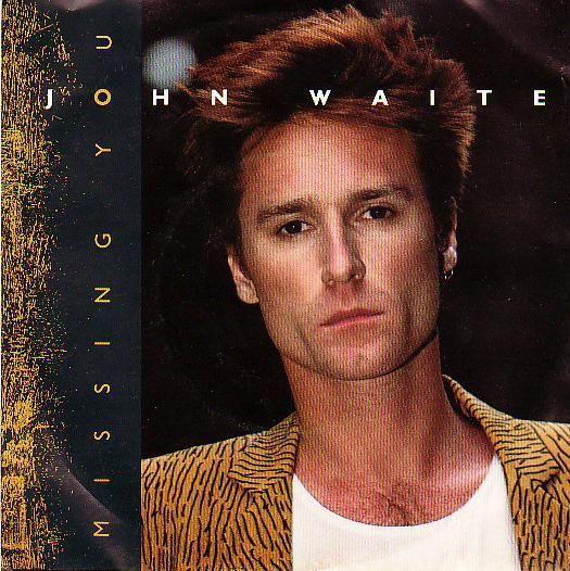 Coverafbeelding Missing You - John Waite