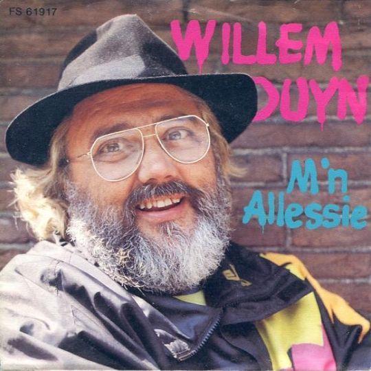 Coverafbeelding M'n Allessie - Willem Duyn
