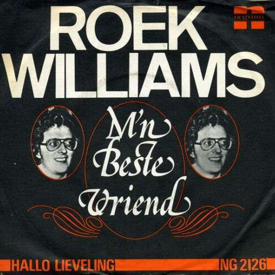 Coverafbeelding M'n Beste Vriend - Roek Williams