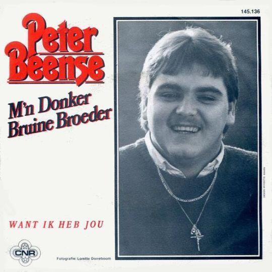 Coverafbeelding M'n Donker Bruine Broeder - Peter Beense