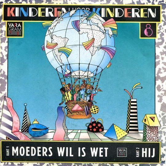 Coverafbeelding Moeders Wil Is Wet - Kinderen Voor Kinderen