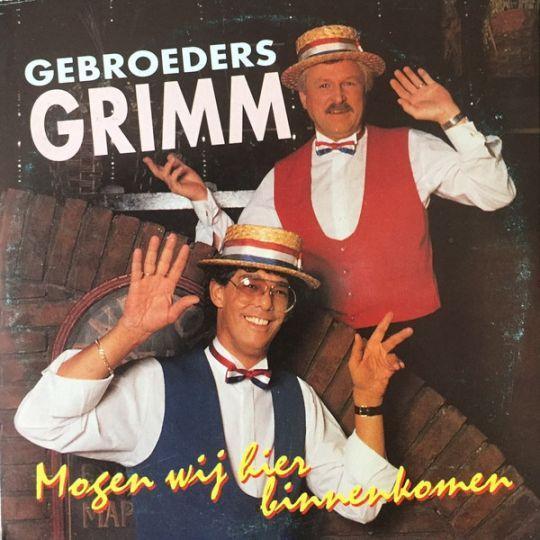 Coverafbeelding Mogen Wij Hier Binnenkomen - Gebroeders Grimm