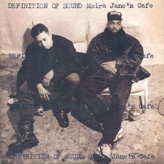 Coverafbeelding Moira Jane's Cafe - Definition Of Sound