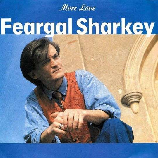 Coverafbeelding More Love - Feargal Sharkey