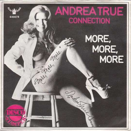 Coverafbeelding More, More, More - Andrea True Connection