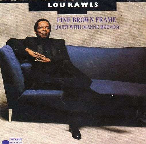 Coverafbeelding Lou Rawls (duet with Dianne Reeves) - Fine Brown Frame