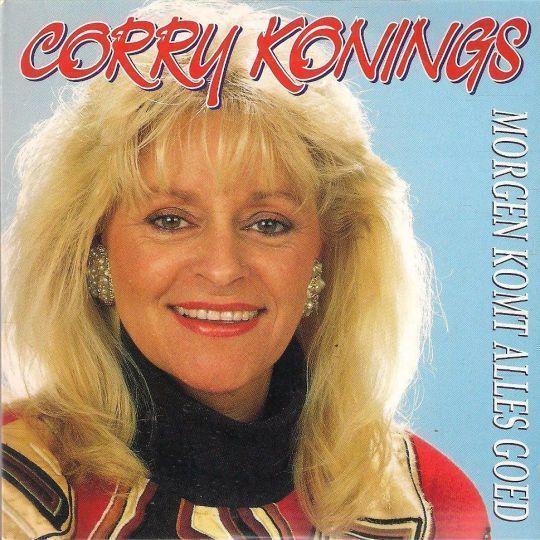 Coverafbeelding Morgen Komt Alles Goed - Corry Konings