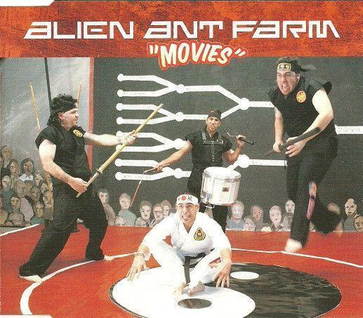 Coverafbeelding Alien Ant Farm - Movies