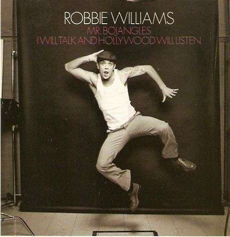 Coverafbeelding Robbie Williams - Mr. Bojangles