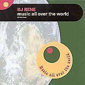 Coverafbeelding DJ Rene - Music All Over The World