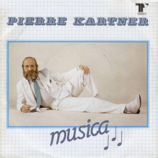 Coverafbeelding Musica - Pierre Kartner