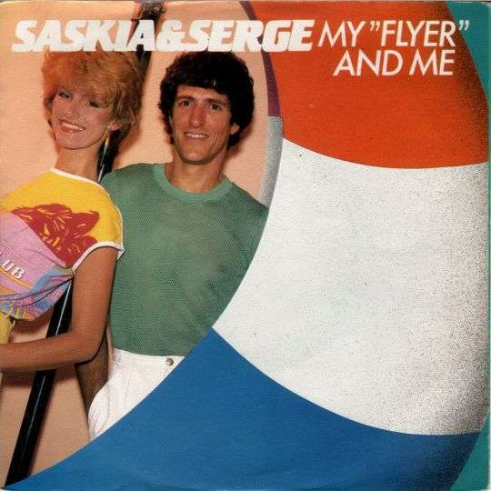 "Coverafbeelding My ""flyer"" And Me - Saskia & Serge"