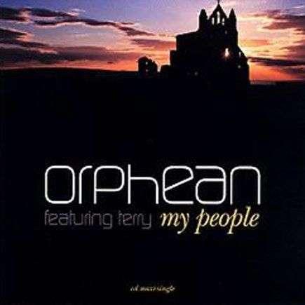 Coverafbeelding My People - Orphean Featuring Terry