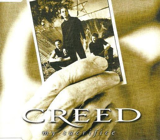 Coverafbeelding My Sacrifice - Creed