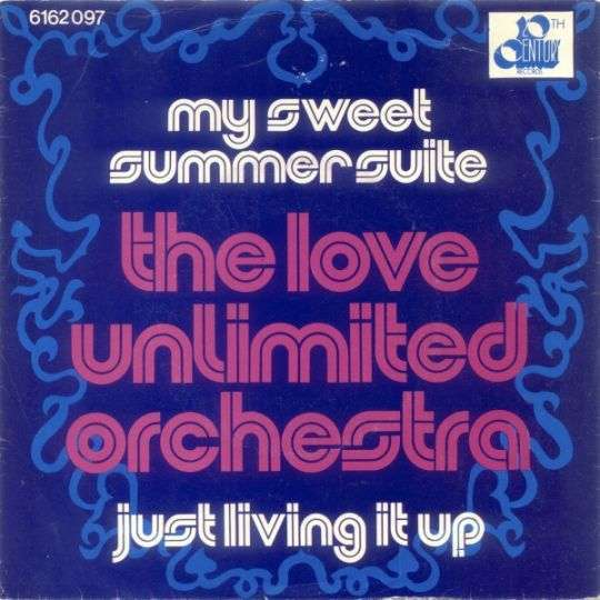 Coverafbeelding My Sweet Summer Suite - Love Unlimited Orchestra