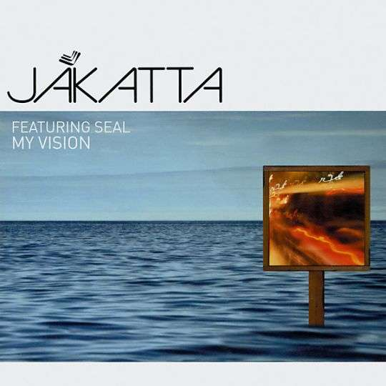 Coverafbeelding My Vision - Jakatta Featuring Seal