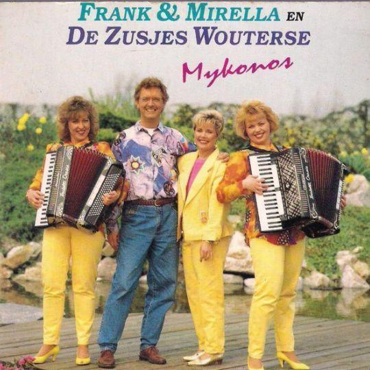 Coverafbeelding Mykonos - Frank & Mirella En De Zusjes Wouterse