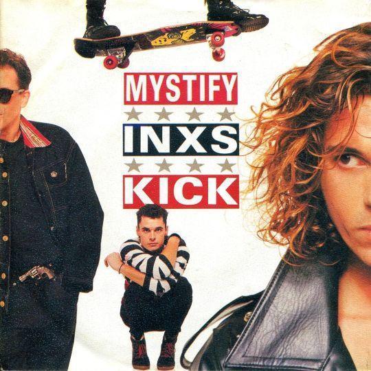 Coverafbeelding Mystify - Inxs