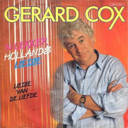 Coverafbeelding 'n Lekker Hollands Liedje - Gerard Cox