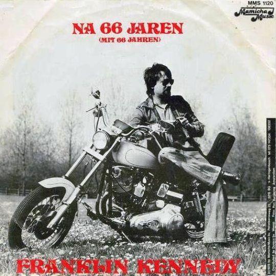Coverafbeelding Franklin Kennedy - Na 66 Jaren (Mit 66 Jahren)